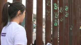 Teens plan border event in Nogales