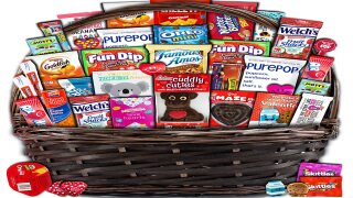 Best Valentine's Basket For Kids 2021