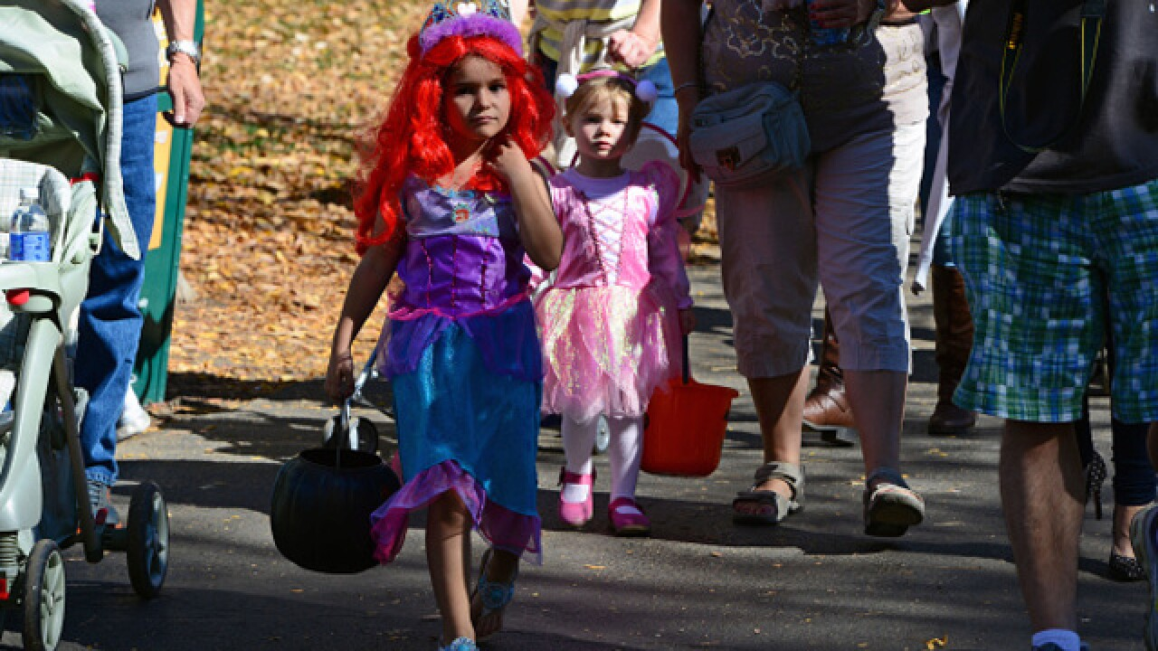 Safety-oriented trick-or-treating events in San Diego