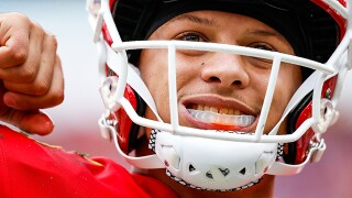 Chiefs QB Patrick Mahomes continues to ace leadership tests