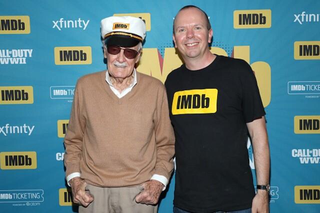 Photos: Remembering Stan Lee of Marvel Comics