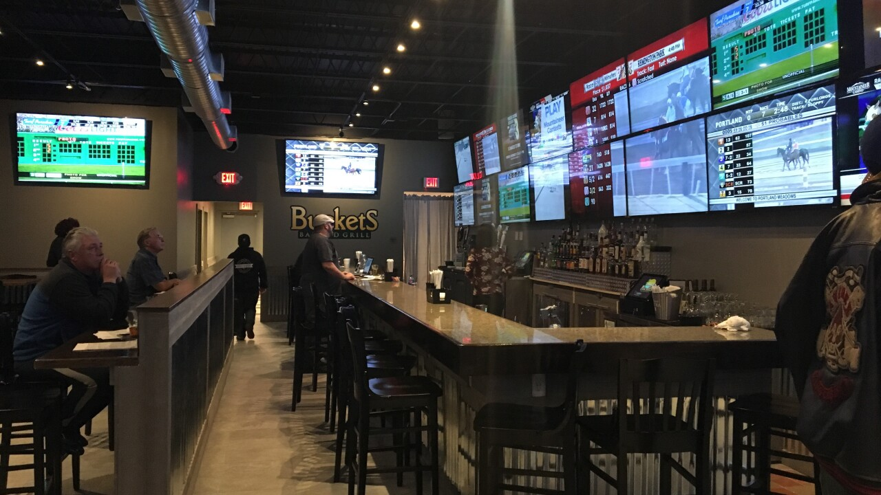 Off-track horse betting facility opens inChesapeake