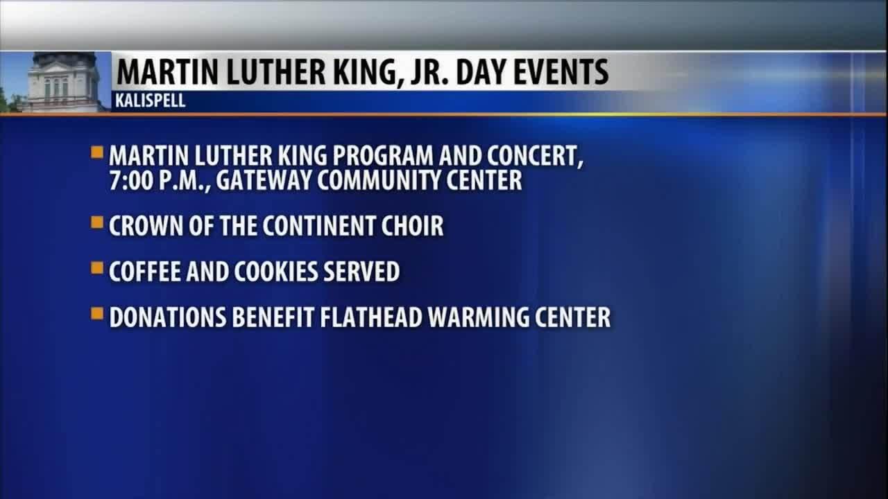 Kalispell MLK Events