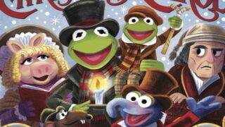 'The Muppet Christmas Carol' Is Now An Illustrated Children's Book—here's A Sneak Peek Inside