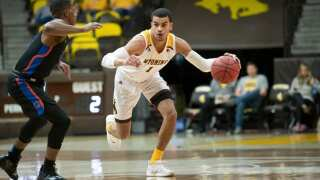 Wyoming's Justin James selected 40th overall in NBA Draft