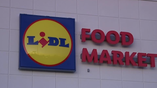 lidl food market