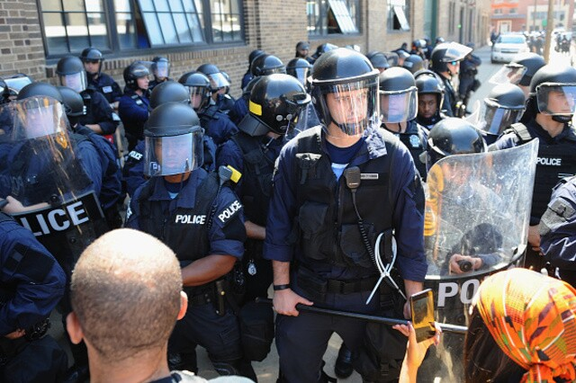 Protests break out in downtown St. Louis after ex-cop Jason Stockley acquitted in shooting
