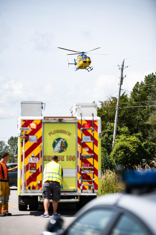Florence Township crash