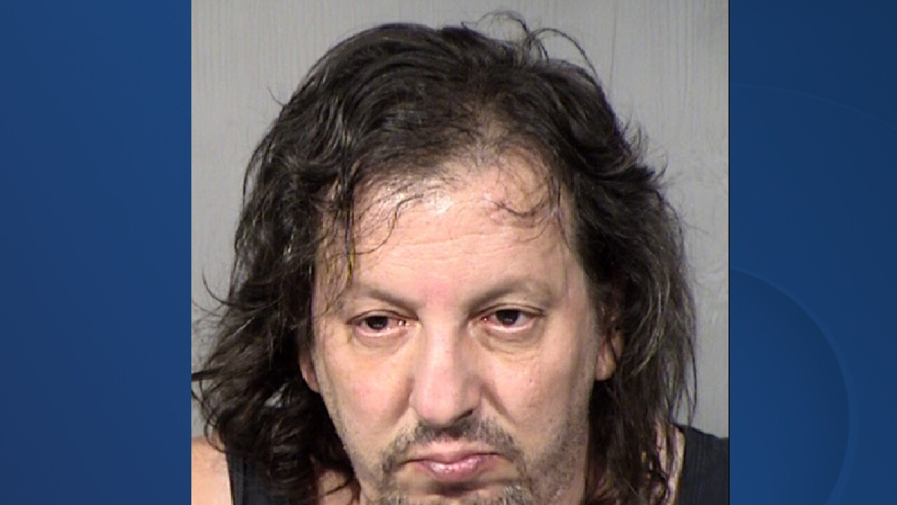 MCSO: Sexual predator targeted homeless victims in Phoenix