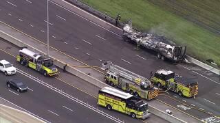 fatal crash Veterans Expressway
