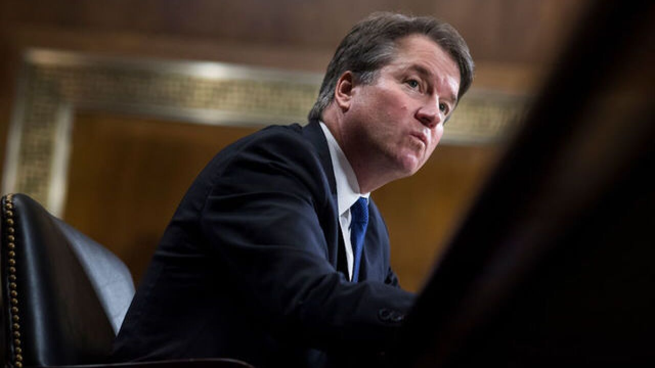 Senate Judiciary Committee refers false Kavanaugh allegation to FBI, DOJ for criminal investigation