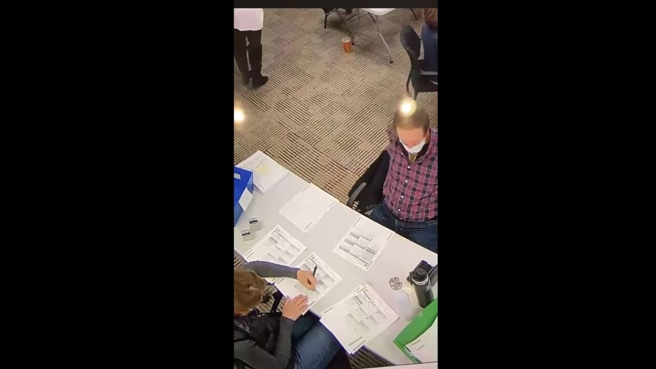 Alleged voter fraud video from Pennsylvania debunked