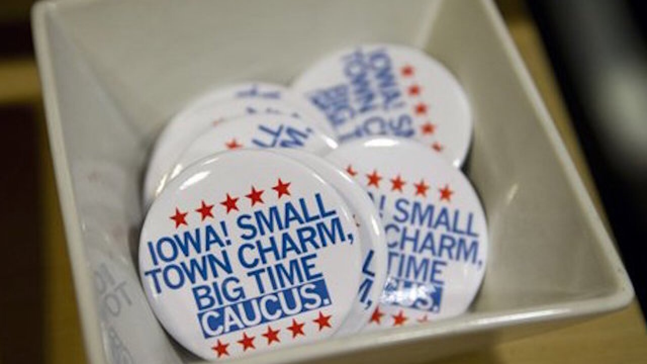 Iowa caucuses kick off 2016 election