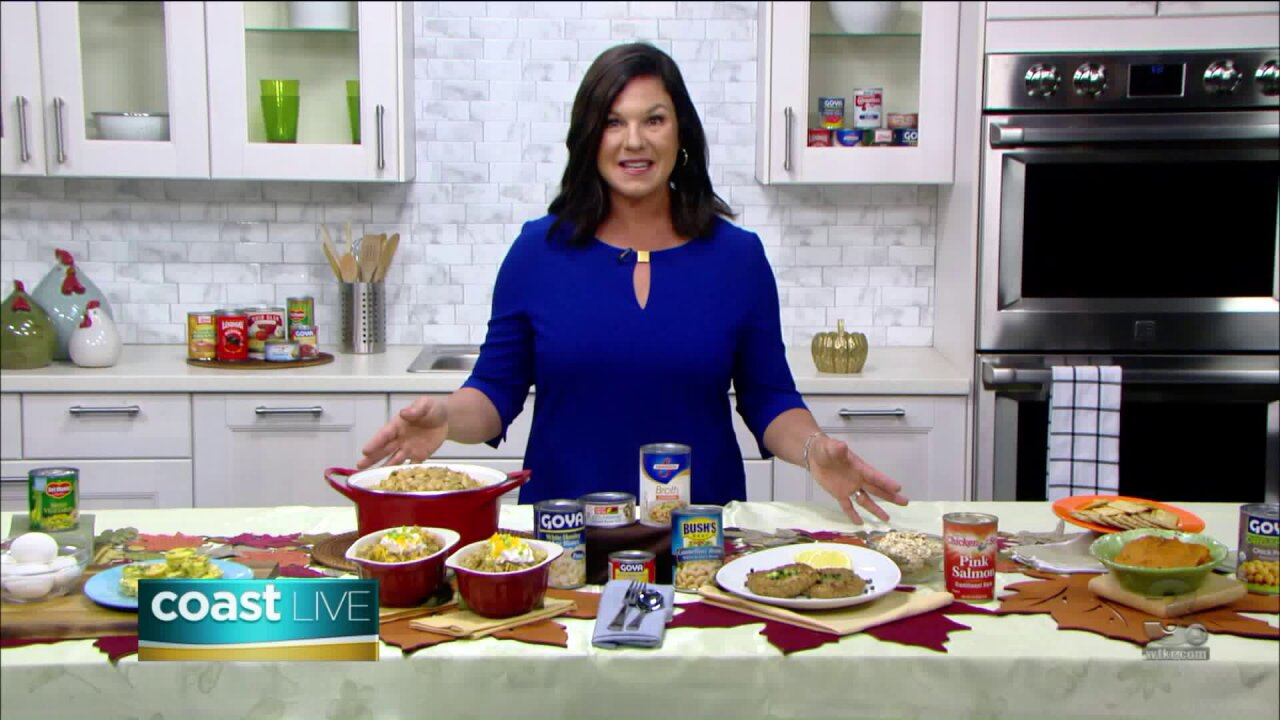 How cooking with canned foods can improve your mood on Coast Live