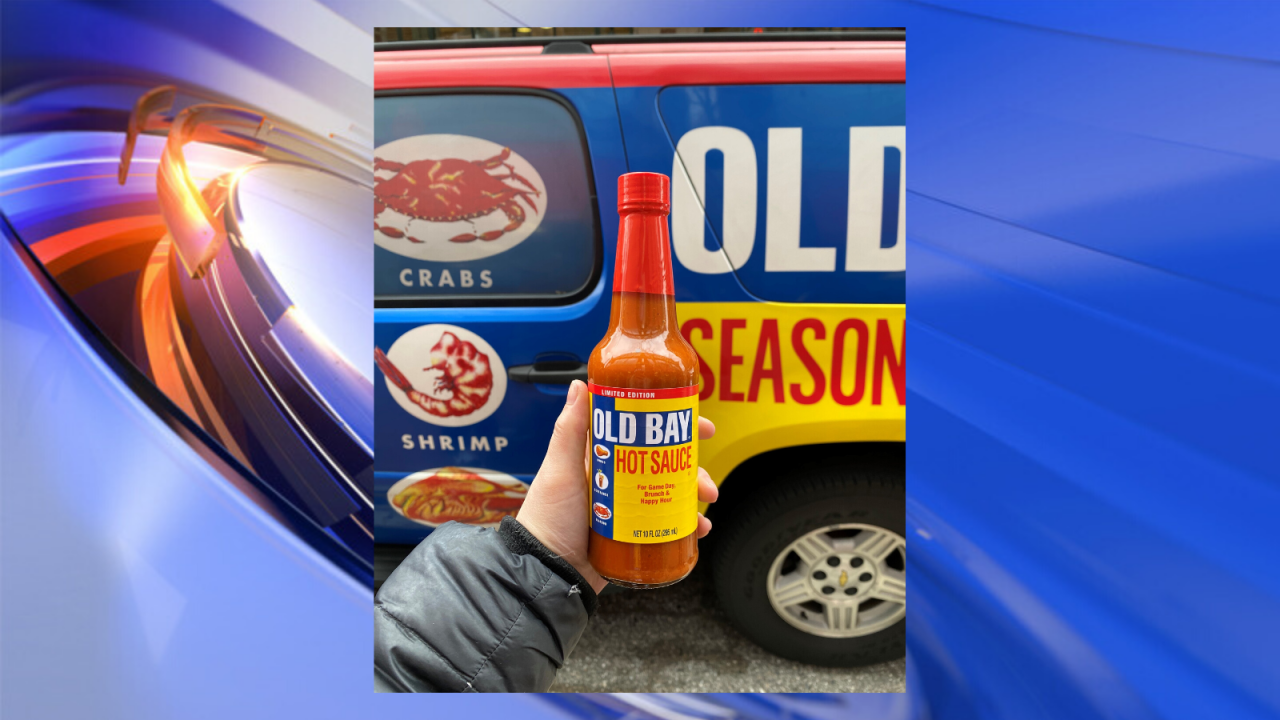 Old Bay releases new hot sauce
