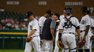 Jordan_Zimmermann_Toronto Blue Jays v Detroit Tigers