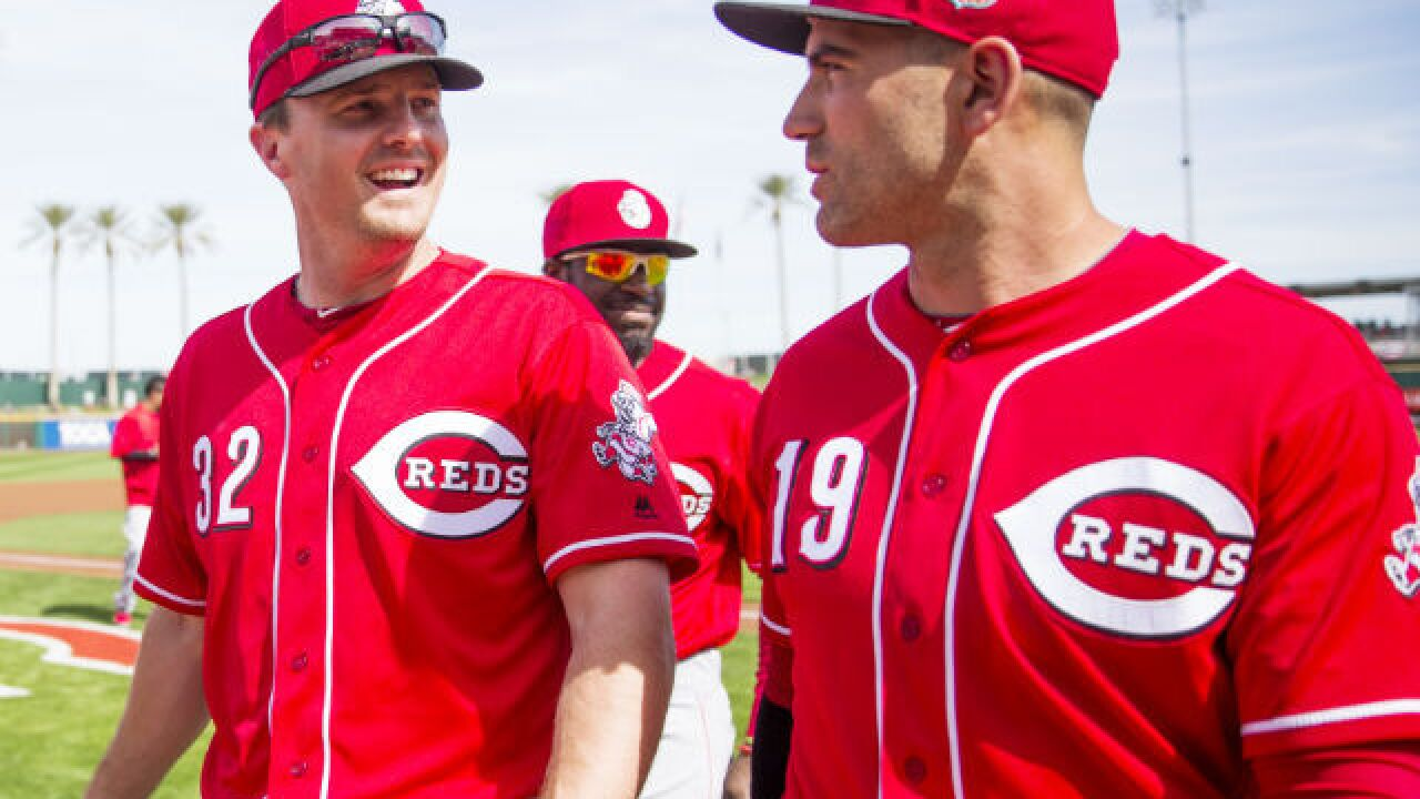 Fay: Jay Bruce days were great while they lasted