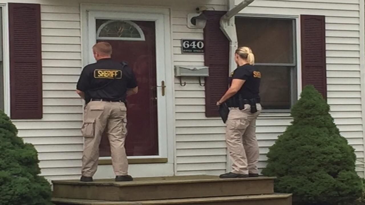 summit county sheriff sex offenders in Winston-Salem