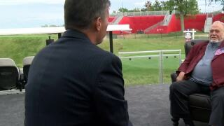 One-on-one with Herb Kohler at the Ryder Cup