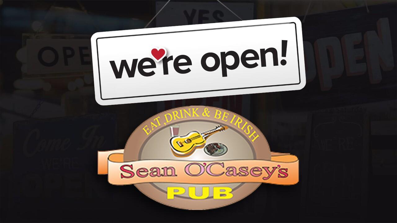WOO Sean OCaseys.jpg