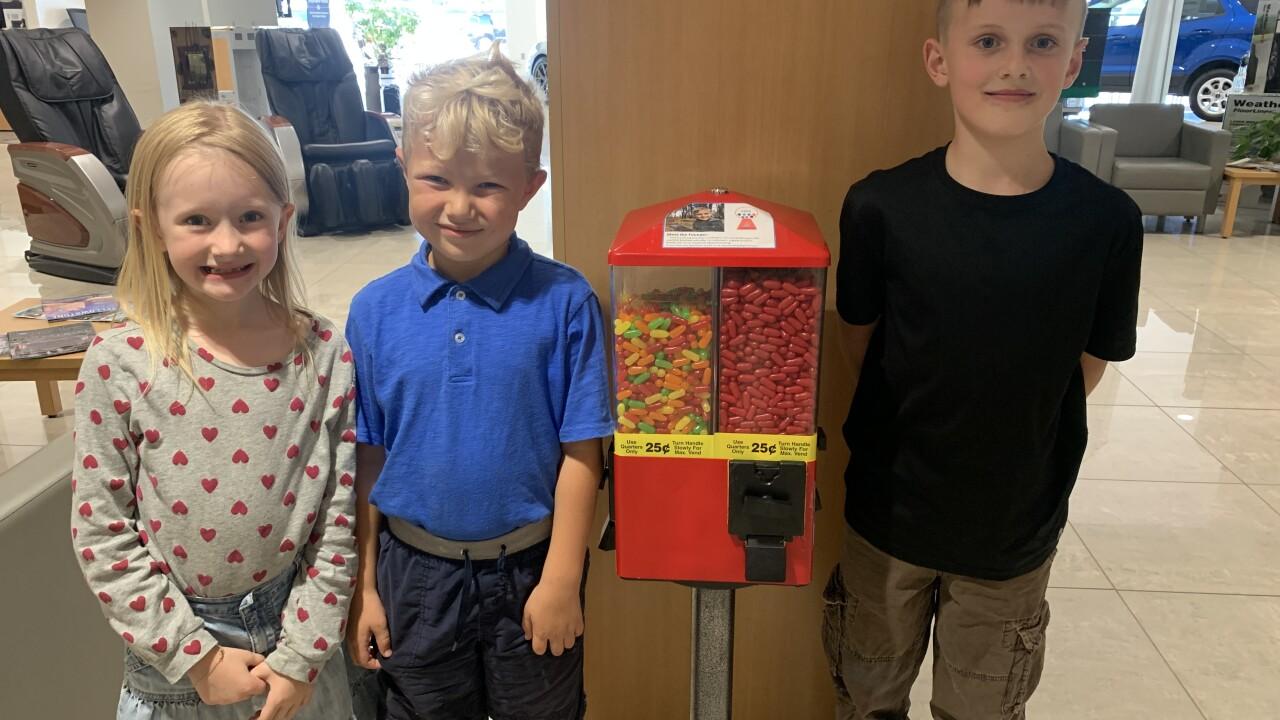 Colson vending