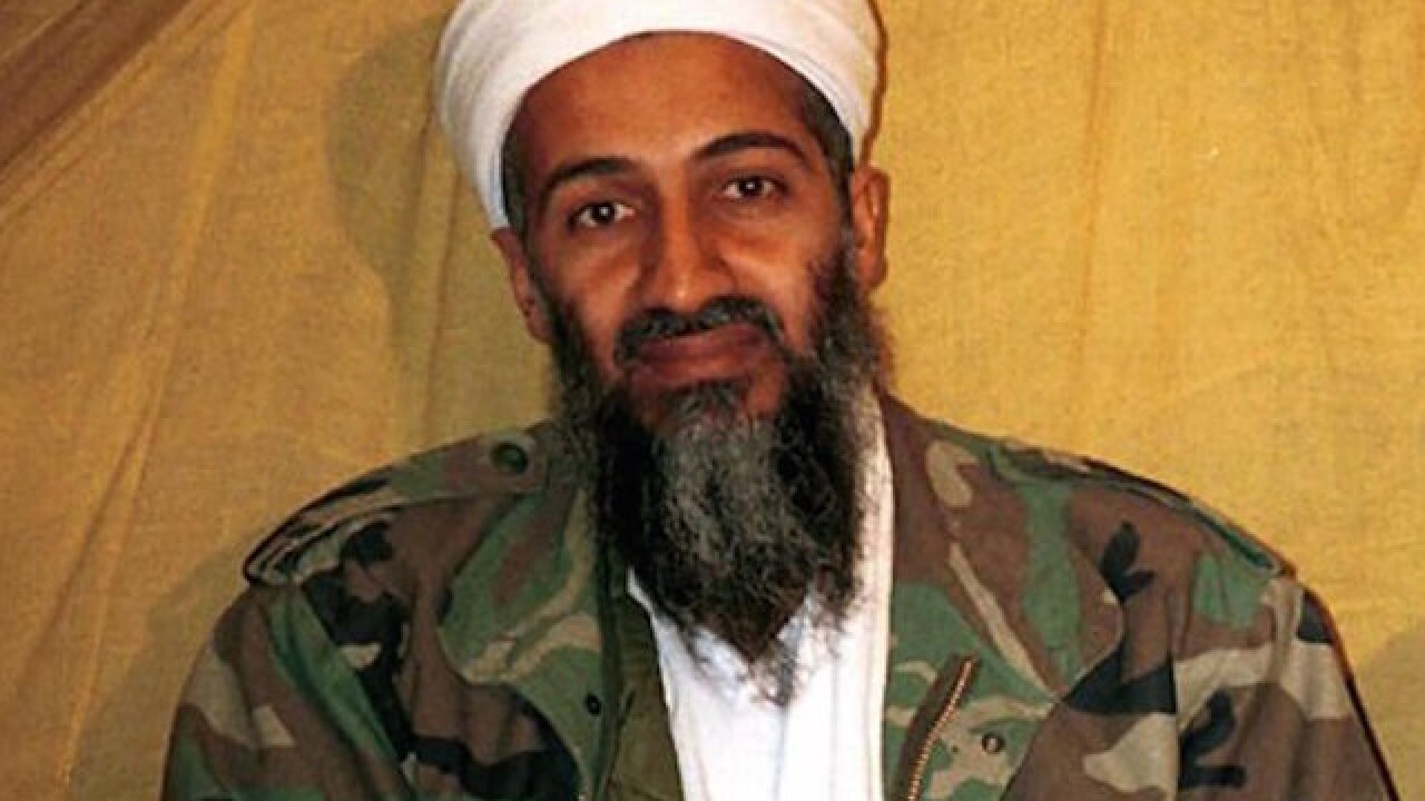 Osama bin Laden worried wife had tracking device in filling
