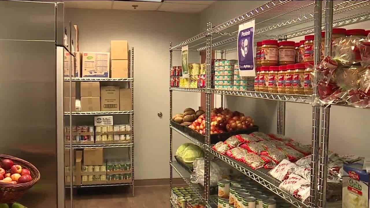 Portage County Food for Life market