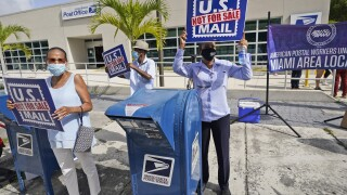 us election 2020 post office usps