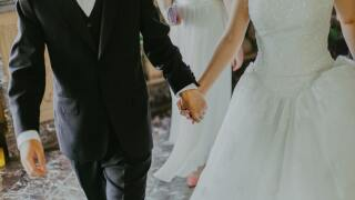 Wedding receptions allowed to resume in Ohio in June with guidelines