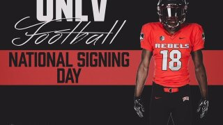 UNLV inks 13 recruits on Early Signing Day, including two locals