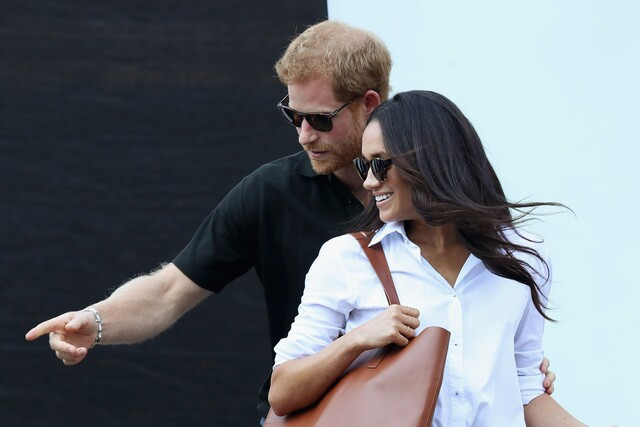 PHOTOS: Prince Harry engaged to actress Meghan Markle