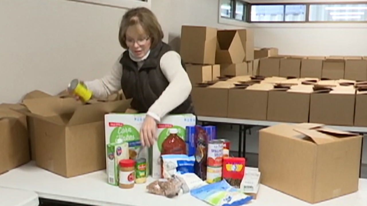 Family Service safely gets food to seniors
