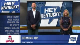 """""""Hey Kentucky! with Mary Jo Perino and Josh Corman!!!"""" (Monday's Full Episode)"""