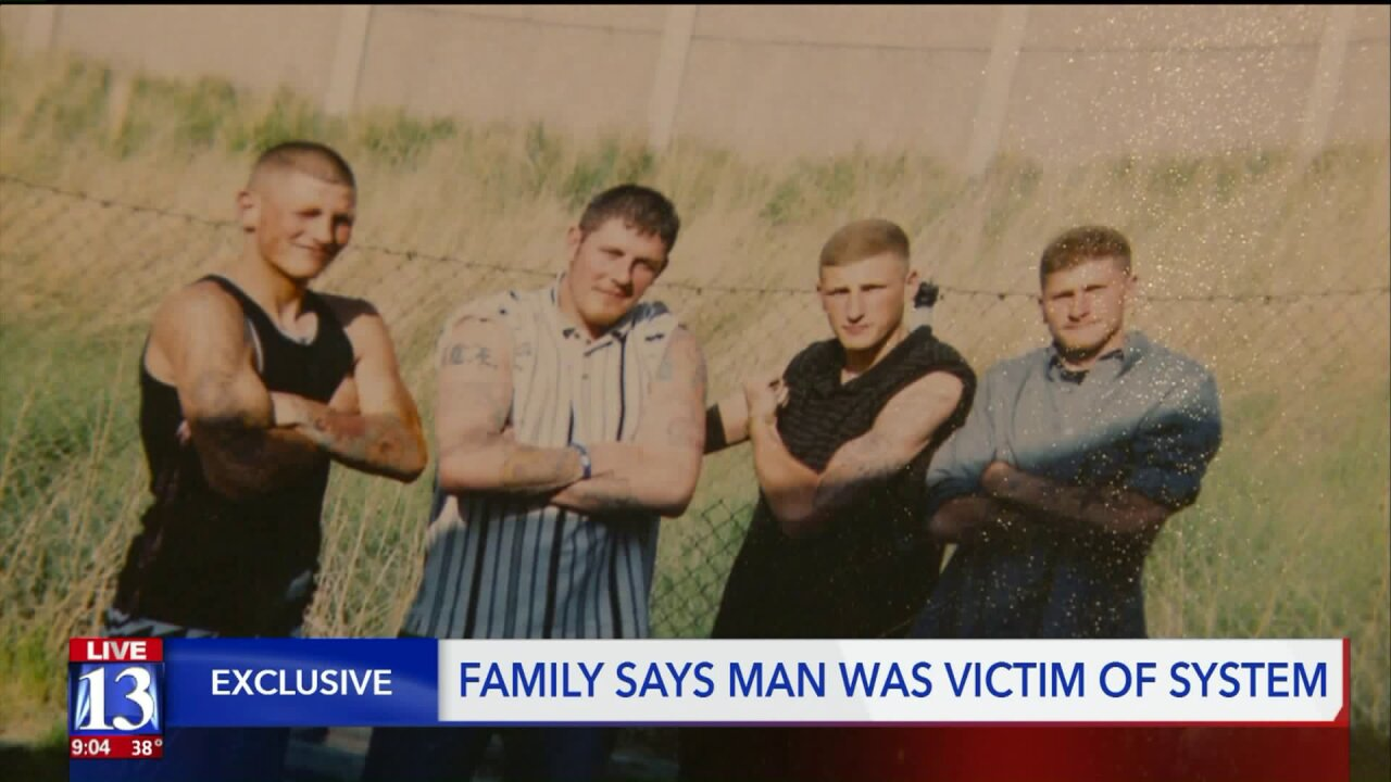 Family of man shot by US Marshals in Layton say he battledaddiction