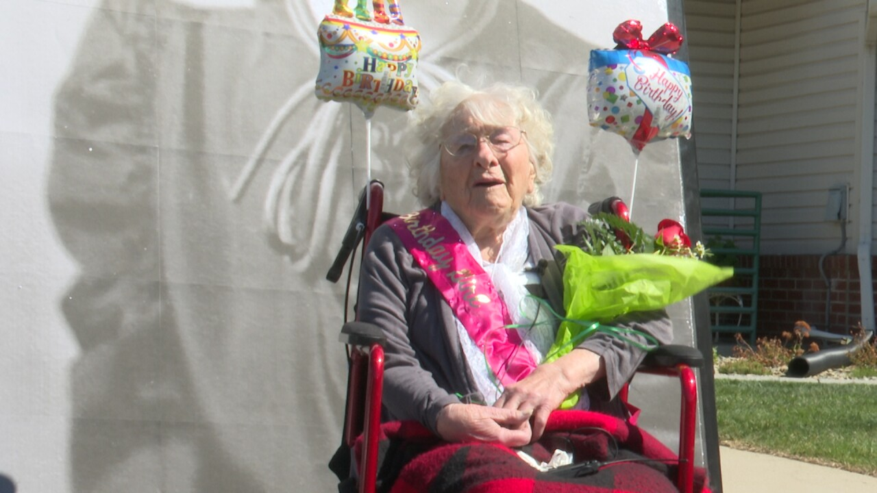 103-year-old Helena woman celebrates birthday