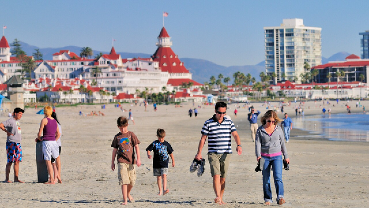 'Dr. Beach' names Coronado Beach among best in the U.S.