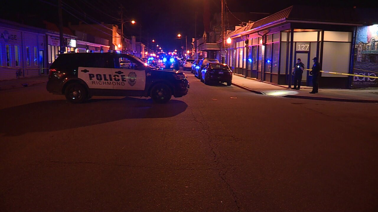 Richmond teen killed in afternoonshooting