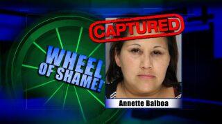 Wheel Of Shame Arrest: May 1st