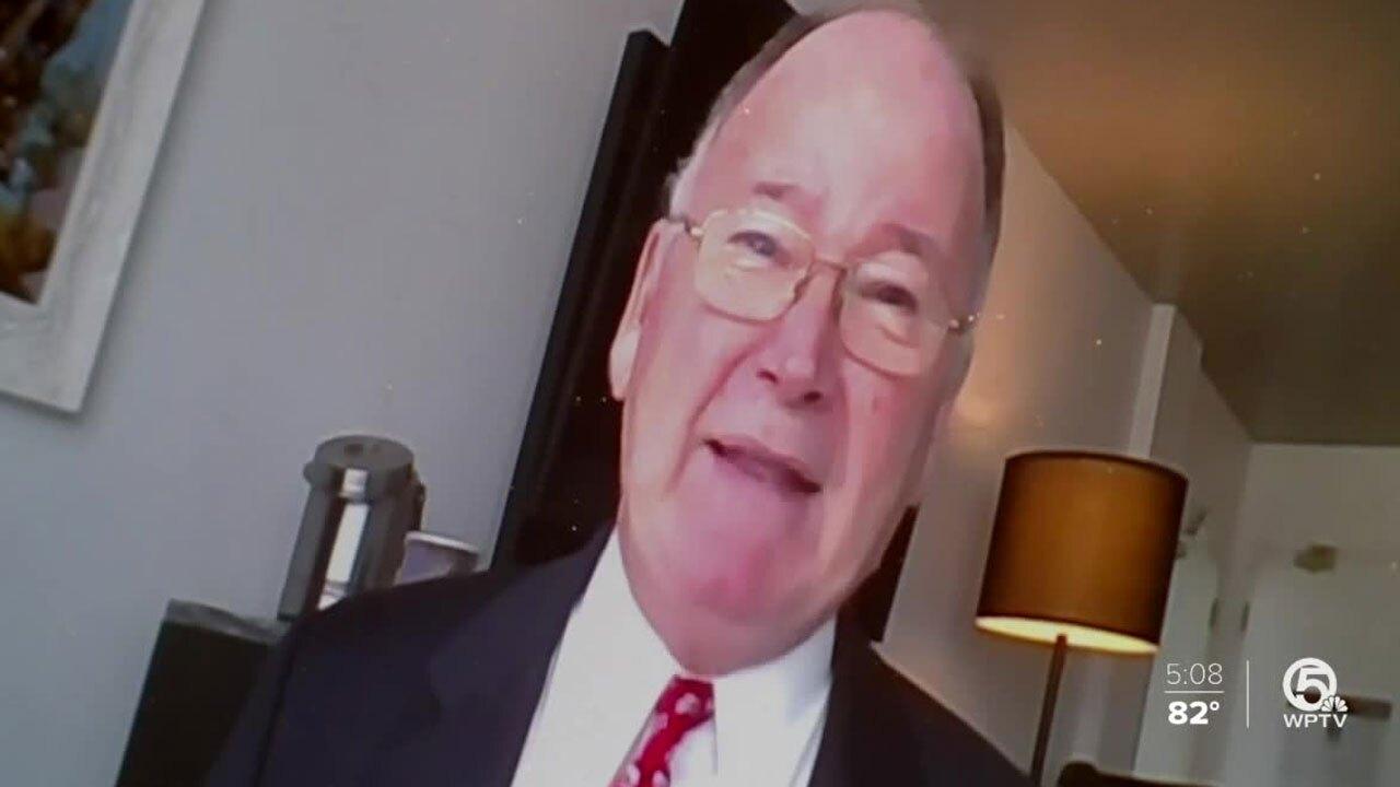 Peter Feaman, Florida elector for president, resident of Boynton Beach