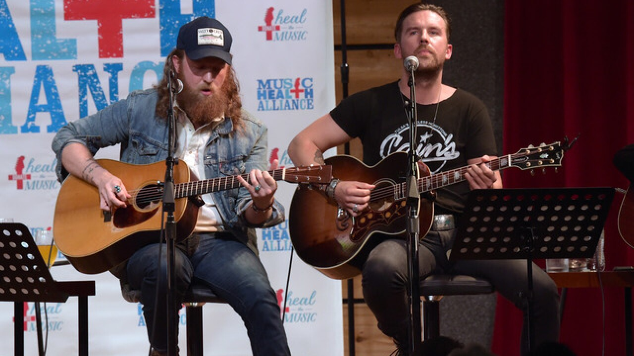 Win tickets to free Brothers Osborne concert
