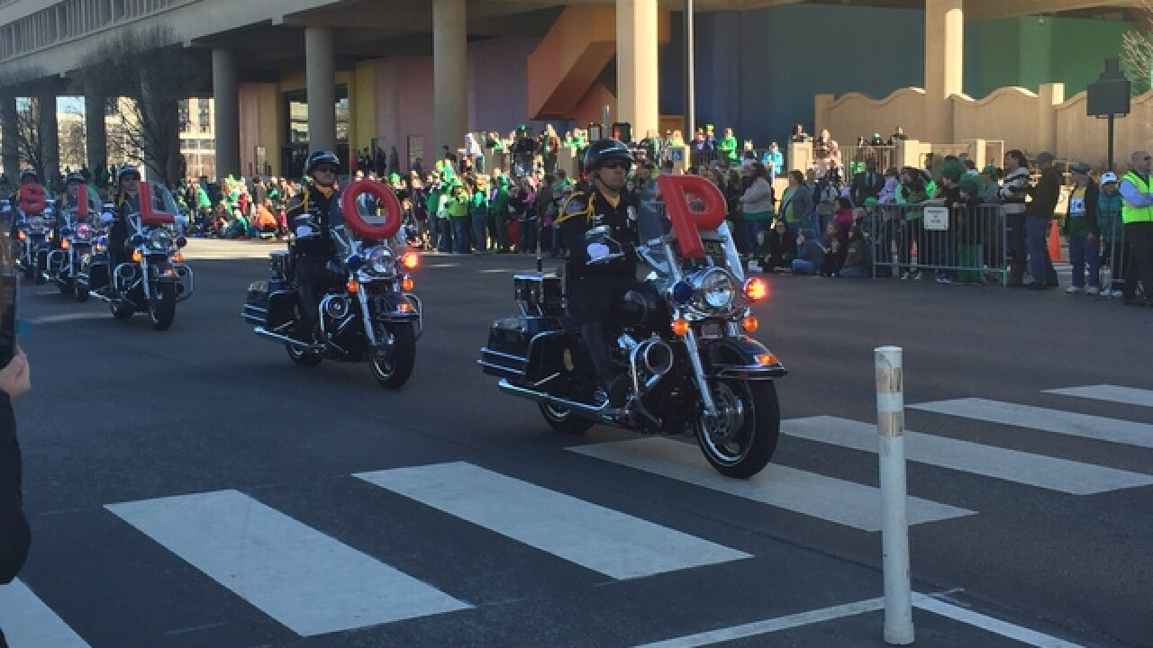 PHOTOS: Celebrating St. Patrick's Day in Indy