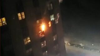 Deadly fire in Co-Op City building in the Bronx