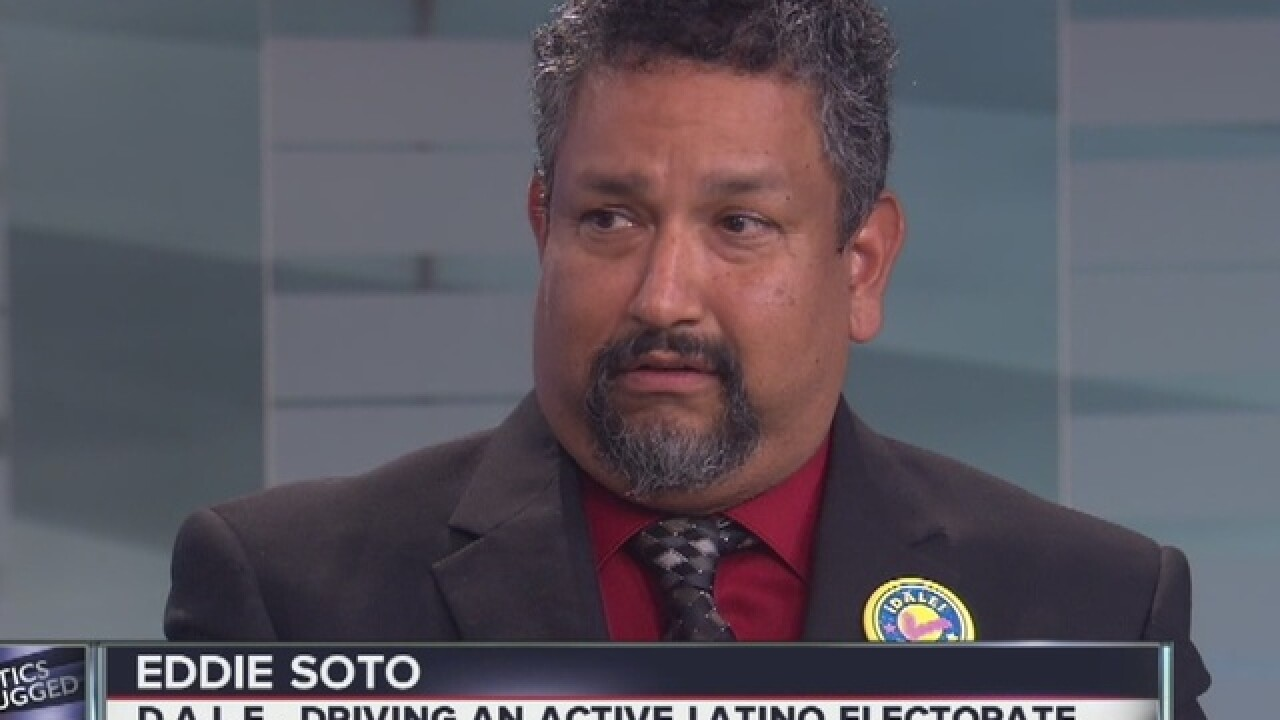 Group targeting new Latino voters