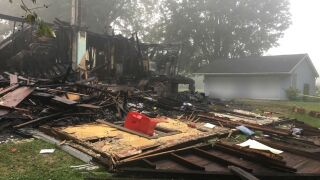 Wayne County house explosion edited