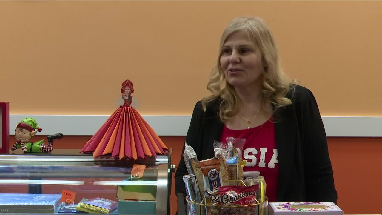 Russian tearoom set to open in Billings
