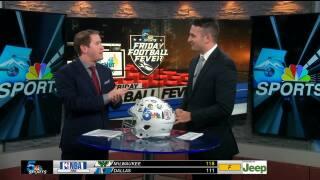Friday Football Fever - Helmet Stickers (Week 7)