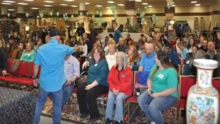 Your Healthy Family: Teal auction supporting Southern Colorado ovarian cancer society this Friday April 12th