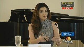 Florida first lady Casey DeSantis