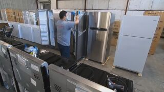 Firefighters warn about home appliance fire dangers with long wait to replace old ones