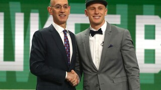 Bucks like Donte DiVincenzo's character, experience